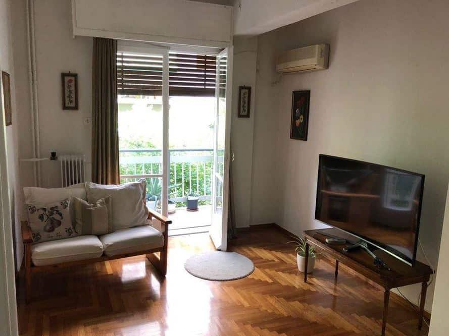 דירה באתונה – AMPELOKIPOI